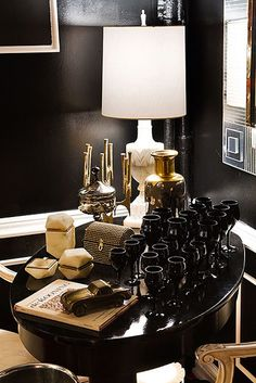 158 best black walls images arquitetura home decor dark walls rh pinterest com
