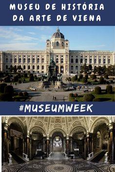 Neste Museumweek, o blog Turistando.in apresenta o *Museu História da Arte de Viena* (Kunsthistorisches Museum em alemão), um dos mais importantes do país.