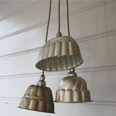 Vintage Jelly Mould Light | Remodelista