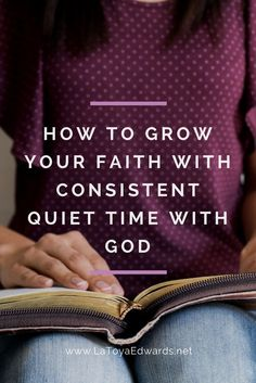 Time spent in daily quiet time with God is important for every Christian woman. But sometimes it just so hard! What if it didn't have to be?