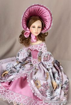 Madame Alexander Dolls, Art Dolls, Harajuku, Delicate, Victorian, Barbie, Beautiful, Fashion, Belle
