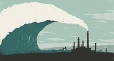 The Walrus - the Rising Tide on Behance