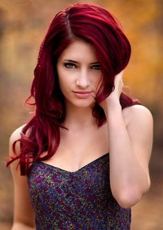 Four Helpful Hair Tips to Rock Red Hair Successfully ... #PinkHairTips #DyedHairTips #BrownHair