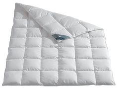 Kazetová přikrývka z prachového peří Medium White Heat, Lidl, Peru, Comforters, Bed Pillows, Pillow Cases, Weaving, Sleep, Blanket