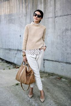 work-wear-outfit-idea- Stylish outfits by lovely pepa Mode Outfits, Office Outfits, Casual Outfits, Fashion Outfits, Womens Fashion, Fashion Clothes, Modern Street Style, Street Chic, Mode Simple
