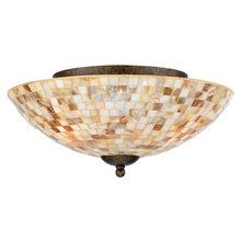View the Quoizel MY1613 Medium 3 Light Semi-Flush Mount from Monterey Mosaic Collection at Build.com.