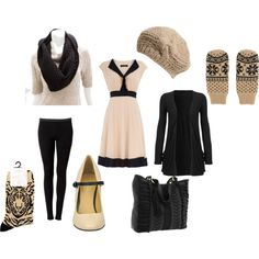 Mary Margaret (from Once Upon a Time), created by arielr on Polyvore
