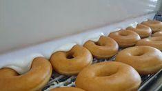 New party member! Tags: satisfying donuts donut krispy kreme glazed