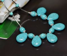 Aliexpress.com : Buy Cheap Turquoise Water Drop Pendant Retro Necklace,Fashion Women Necklace,Kukuwe Brand N077,Free Shipping from Reliable Necklace suppliers on Kukuwe World $19.99