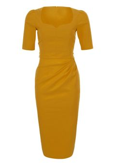 FairyGothMother - pd-charlotte Stretch pencil dress.