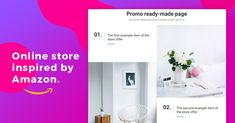"Promote deals on your website!  ""A promo ready-made page"" is a ready solution for ZoneStore eCommerce website for Joomla and can be very useful when it comes to a promotion of a specific product or a larger number of selected products on your online store.  #ecommerce #Joomla #website #template #product #store #promo"