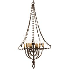 Arteriors Montego Chandelier (15.951.590 IDR) ❤ liked on Polyvore featuring home, lighting, ceiling lights, bamboo lamp, arteriors lamps, bamboo lighting, arteriors and bamboo chandelier