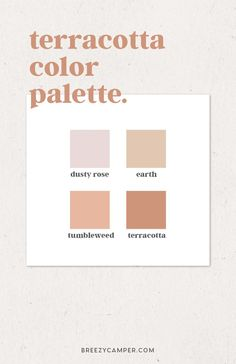 Check out this neutral desert earthy color palette? Need more color inspiration for your brand? Palettes Color, Colour Schemes, Earthy Color Palette, Neutral Colour Palette, Earthy Colours, Pastel Palette, Neutral Tones, Best Logo Fonts, Palette Design