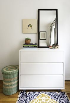 Step 5: Complete The Look With Items Around The Dresser - ELLEDecor.com