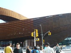 Barclays Center, Nueva York, NY - SHoP Architects