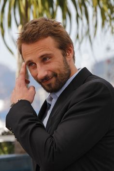 Matthias Schoenaerts at event of De rouille et d'os