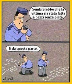 #umorismo #vignette #carabinieri