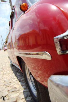 Auto in Trinidad - Kuba