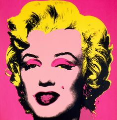 """Andy Warhol (American, 1928–1987)   """"Marilyn"""" Portfolio of 10 Silkscreens   1968   Screenprint on paper   36 x 36 inches   Gift of Mr. and Mrs. James Cox, Jr.   73.84 G"""