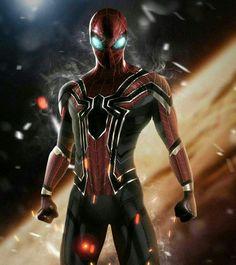 Aranha de Ferro!