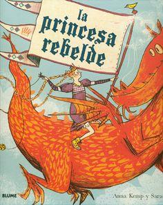 La princesa Susana está aburrida en su torre y espera un príncipe que la rescate y la lleve a correr aventuras. Llega uno que se la lleva a su castillo y le ofrece lindos vestidos pero la deja allí encerrada. Desde el torreón ve a un dragón, le llama y le cuenta su problema. El dragón destroza la torre, el príncipe se enfada y la princesa se marcha con el dragón a correr aventuras y recorrer el mundo. Divertido álbum ilustrado... #LIJ #lectura #princesas #dragones