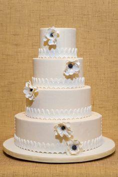 Made in Heaven wedding cake