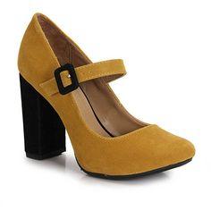Sapato Boneca Lara 7934098  - Mostarda
