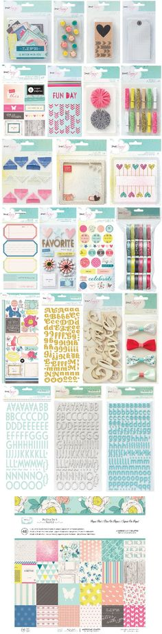 American Crafts: Dear Lizzy Polka Dot Party - Sneak Peek News - Scrappypedia.com