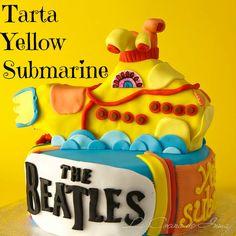 Tarta The Beatles / The Beatles Cake