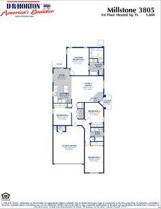 60 Dr Horton Floor Plans Ideas Dr Horton Homes Horton Homes Floor Plans