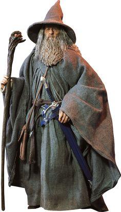 Gandalf the Grey Sixth Scale Figure