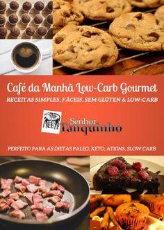 Café da Manhã Low-Carb: Coletânea de Receitas Para Emagrecer Feliz — Senhor…