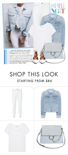 """2550. Get The Look"" by chocolatepumma ❤ liked on Polyvore featuring rag & bone, Splendid, Disney, Chloé, GetTheLook, Spring, CasualChic and Spring2017"
