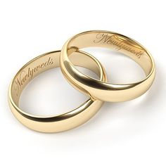 Buy Designer & Fashionable Simple Ring For Men. We have a wide range of traditional, modern and handmade Bands Mens Rings Online Wedding Ring With Name, Unique Wedding Bands, Wedding Ring Designs, Wedding Band Sets, Engraved Wedding Rings, Wedding Band Engraving, Gold Wedding Rings, Gold Rings, Ring Engraving