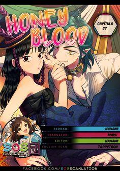 Honey blood Capítulo 27 página 1 - Leer Manga en Español gratis en NineManga.com