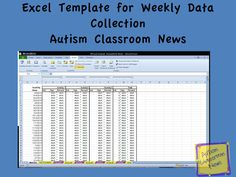 Freebie Excel Template For Weekly Data AnalysisWith Video