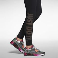 Nike Store. Nike Leg-A-See Just Do It Women's Tights