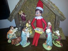 Elf knows the reason for the season