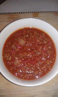 Spice-Full Venison Paleo Chili (remove honey for #21DSD) via @robbwolf