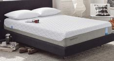 Commit to Memory Foam With This Tempur-Cloud Mattress Gold Box: Recall the joys of memory foam with today's… Platform Bed Mattress, Most Comfortable Bed, Best Mattress, Foam Mattress, Hotel King, Dining Room Bench, Bed Springs, Comfort Mattress, Autos