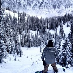The worst advice you can give snowboards is to not have fun. Just be you. #snowboarding #snowboard