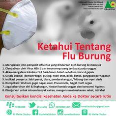 Waspada #flu #fluburung #sehat #sakit #rsmeilia #cibubur #depok #cileungsi #bekasi #bogor #jakarta #dokter #rumahsakit #spesialis