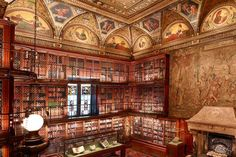 A complex of buildings in the heart of New York City, The Morgan Library & Museum began as the private library of financier Pierpont Morgan (1837–1913), one of the preeminent collectors and cultural benefactors in the United States. As early as 1890 Morgan had begun to assemble a collection of illuminated, literary, and historical manuscripts, early printed books, and old master drawings and prints.