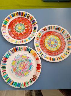 ΤΟ ΠΑΙΧΝΙΔΟΣΧΟΛΕΙΟ ΜΑΣ Decorative Plates, Tableware, Home Decor, Dinnerware, Decoration Home, Room Decor, Tablewares, Dishes, Home Interior Design