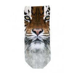 Tiger Ankle Socks