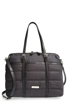 Burberry+Channel+Quilted+Diaper+Bag+available+at+#Nordstrom