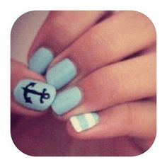 take a hot nautical theme and cool baby blue, and what do you get? a perfect look for summer 2013!