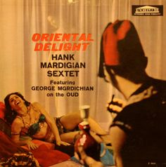 https://flic.kr/p/PqDJ1R | Vintage LP Vinyl Record Collection - Oriental Delight With The Hank Mardigian Sextet Featuring George Mgrdichian On The Oud, Forum Records F 9010, Released 1960 | Tracklist  A1  Oriental Delight  3:06 A2  Dance Of The Veil  3:22 A3  Village Dance  2:12 A4  Dreams Of Home  2:41 A5  The Halleh  2:38 A6  Caucasian Dance  1:56 B1  Sweet Spring  3:36 B2  Kismet  3:26 B3  Mood Orientale  2:56 B4  Zebeck  1:56 B5  Seeds Of Joy  2:09 B6  Come My Sweet One  3:26