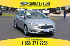 2018 Ford Focus Titanium FWD Sedan For Sale Gainesville FL - 39897P Ford Focus