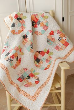 Free Pattern Pumpkin Patch Plaids Quilt At Andover